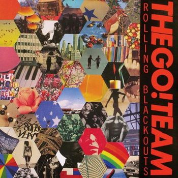 The Go ! Team - Rolling Blackouts