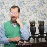 John Grant - Grey Tickles and Black Pressure