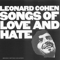 Leonard Cohen : Songs Of Love And Hate (1972)