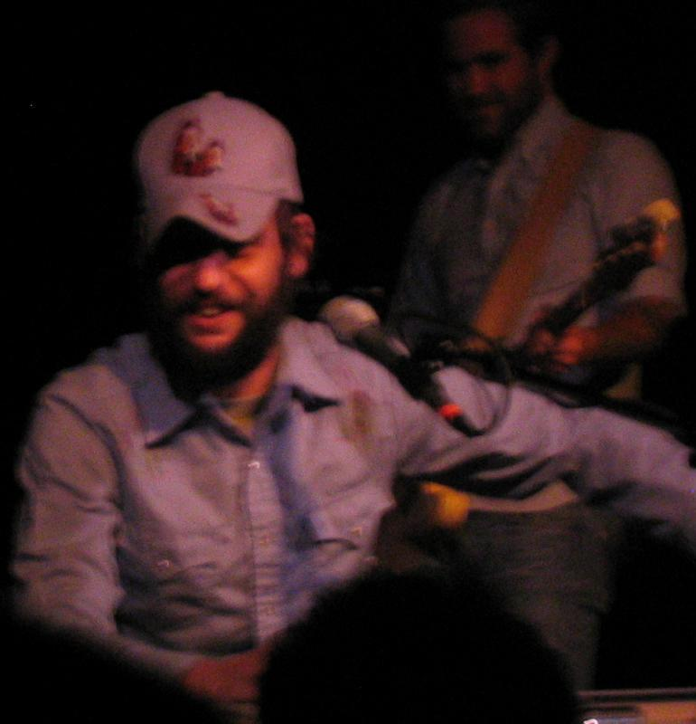 Band Of Horses, The Showbox, Seattle, 05/11/2006