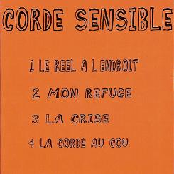 Corde Sensible - Second EP