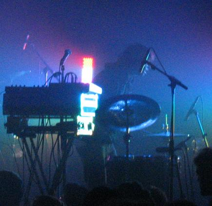 Animal Collective, Botanique, 26/10/2007
