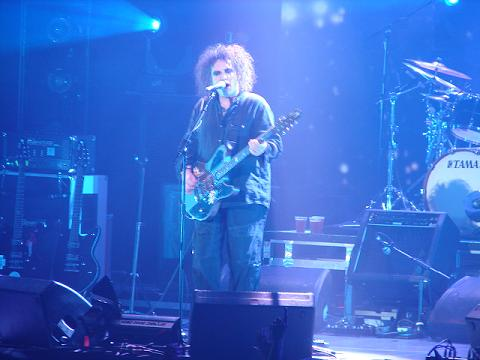 The Cure, Palalottomatica (Rome), 29/02/2008