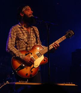 Band of Horses, Botanique, 15/03/2008
